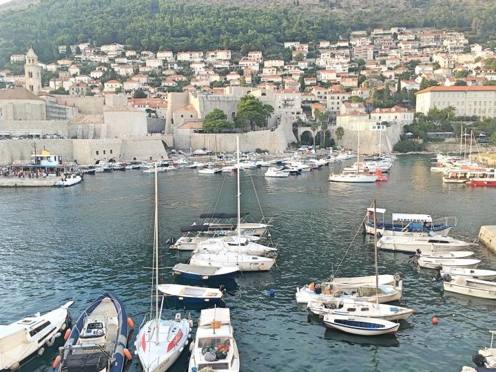 Seafood restaurants in Dubrovnik