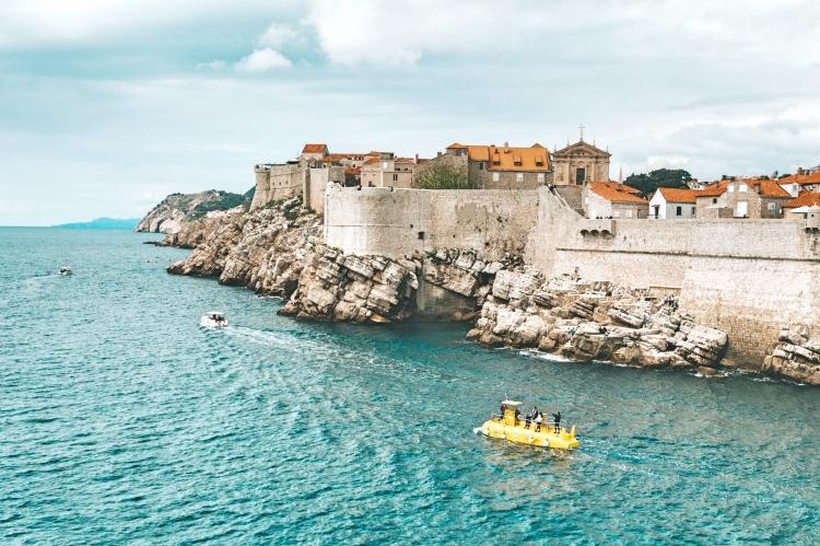 Dubrovnik boat trips