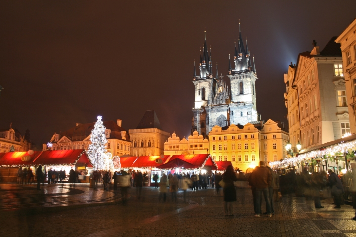 Prague at Christmas free download