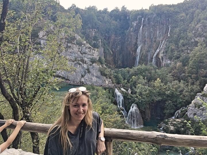 croata lake plitvice