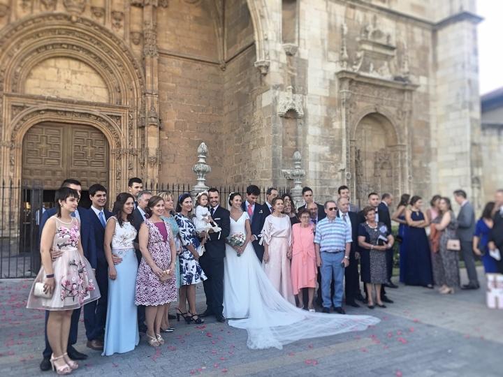 marta's wedding