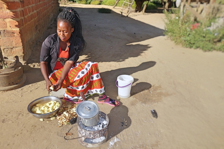 African homestay