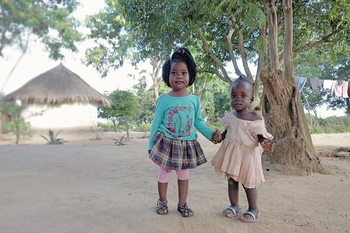 African village life