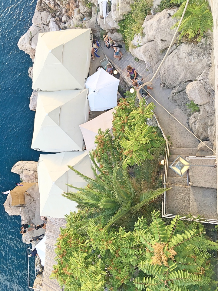 Dubrovnik Buza bar