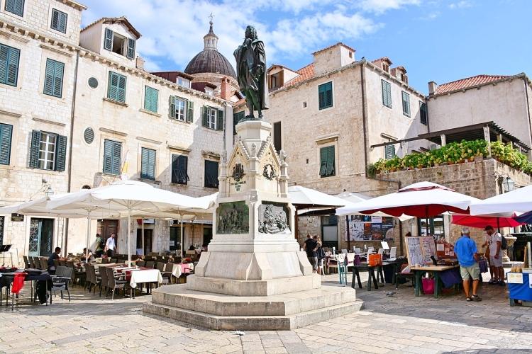 Gundulic Square, Dubrovnik