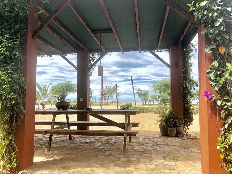 Lake Malawi Nkhata Bay campsite