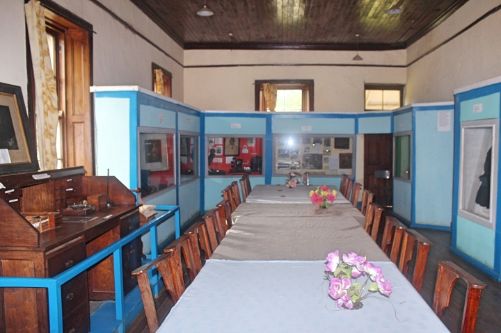 Stone House Museum Livingstonia Lake Malawi