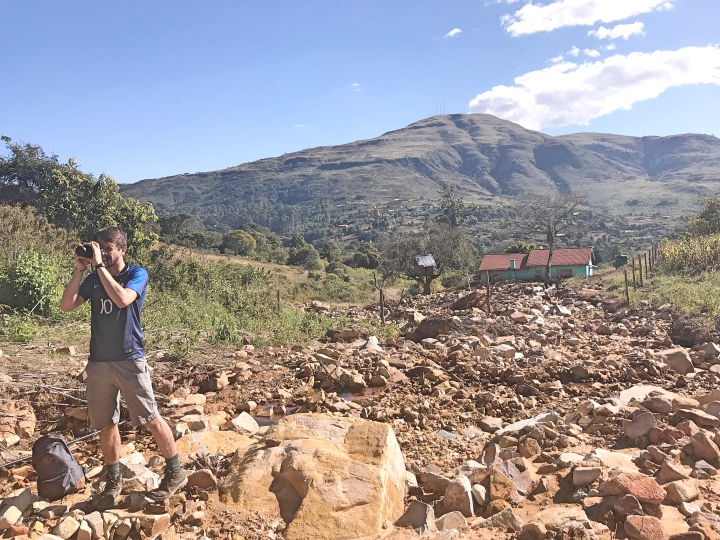 After the March cyclone in Chimanimani Zimbabwe