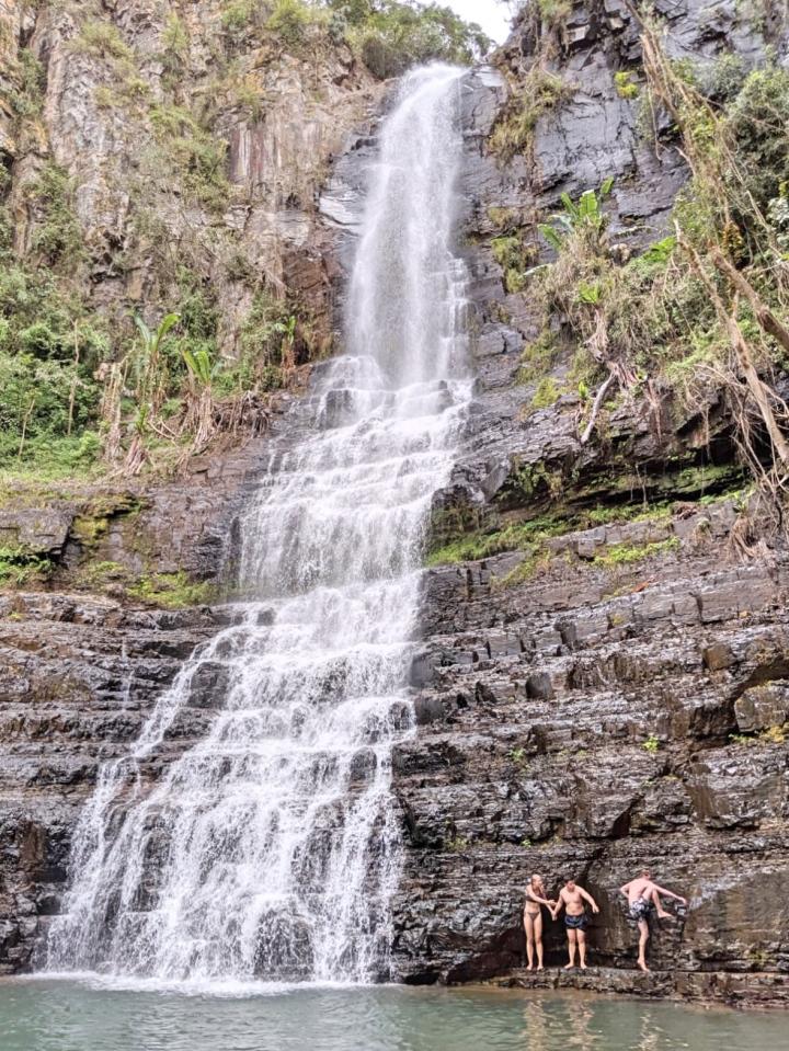 Chimanimani waterfalls