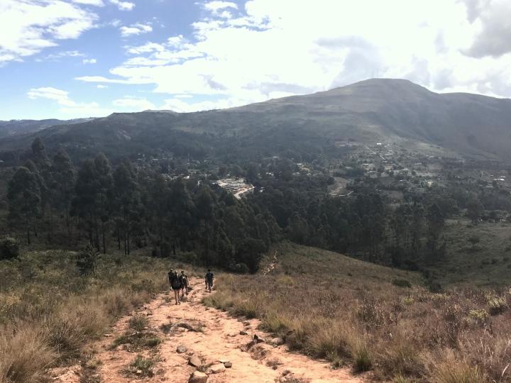 Mountain hikes Chimanimani