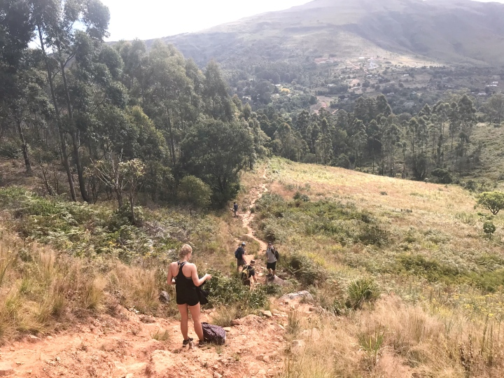 How to hike Mount Green Chimanimani Zimbabwe