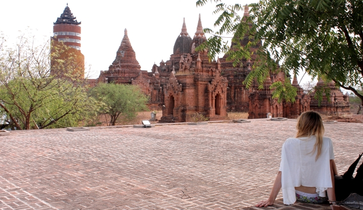 How to explore the ancient temples of Bagan in Myanmar
